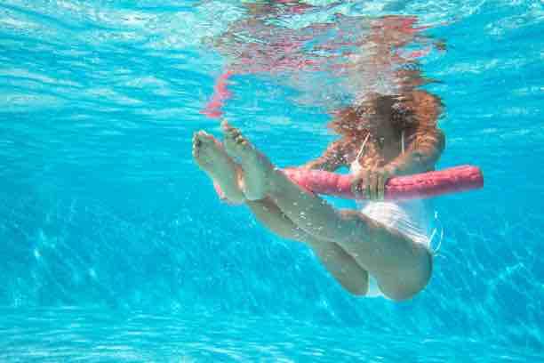 Aquagym exercices