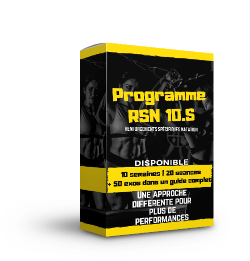 Programme de musculation RSN10S