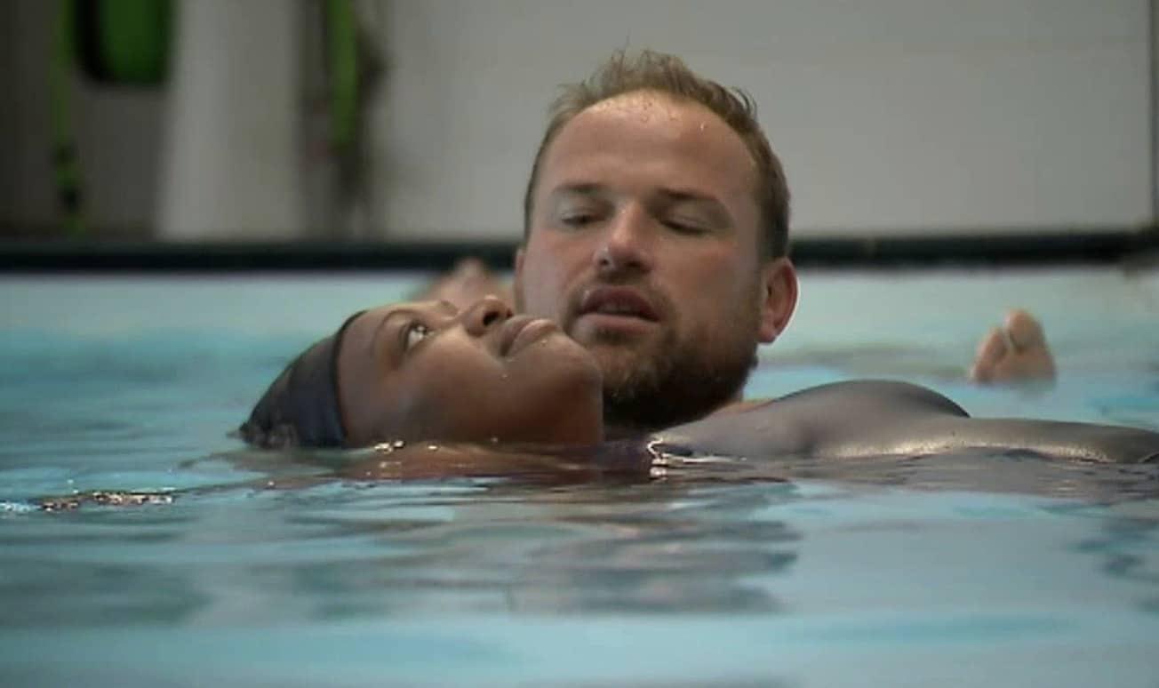 cours aquaphobie en piscine