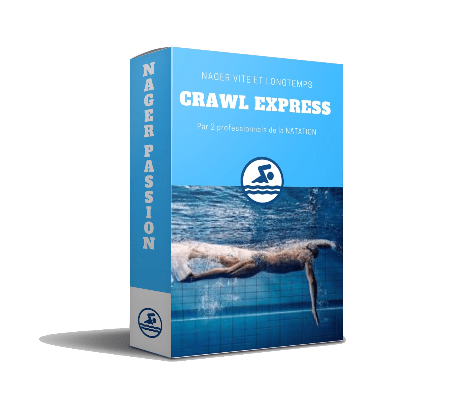programme natation craw lexpress DVD