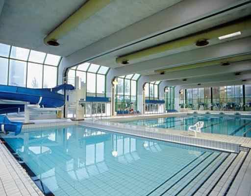 Piscines Paris Champerret