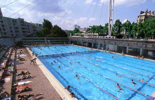 Piscines Paris Georges Hermant