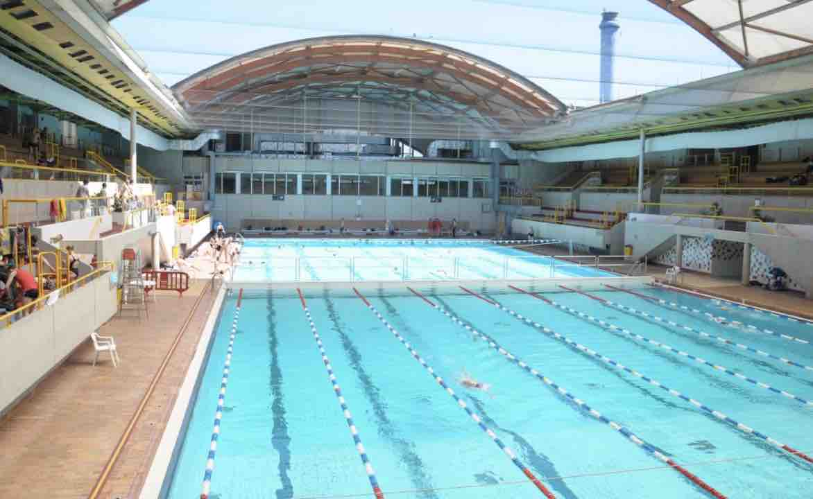 Piscines Paris Georges Vallerey