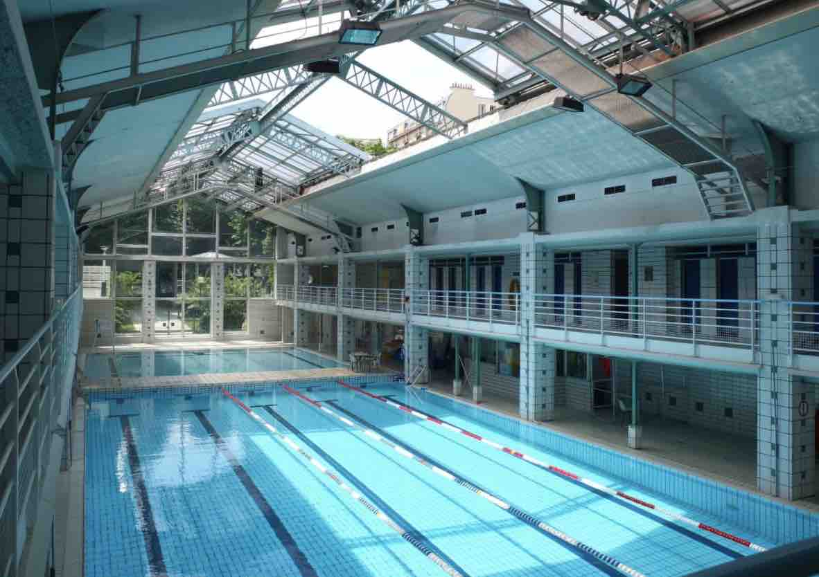 Piscines Paris Hébert