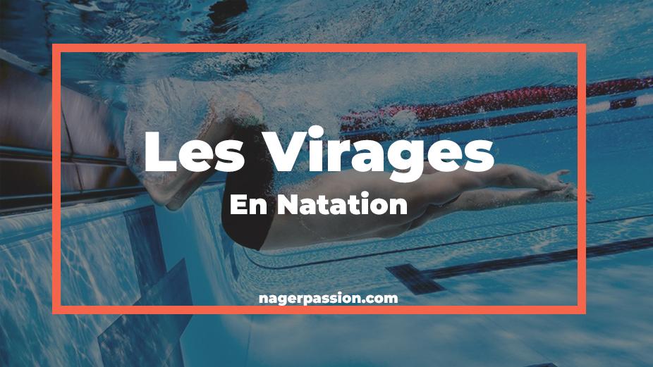 les Virages en natation